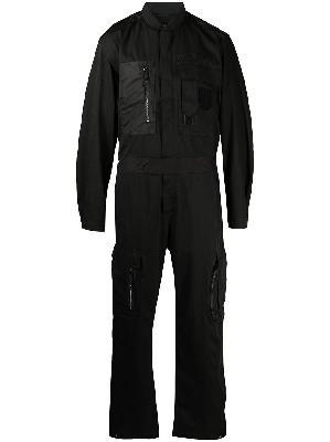 Diesel P-Devo vintage-effect jumpsuit