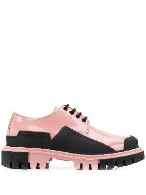 Dolce & Gabbana Trekking Derby lace-up shoes