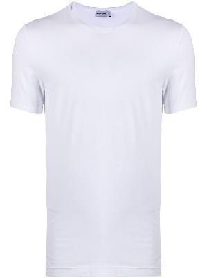 Dolce & Gabbana logo patch pyjama top