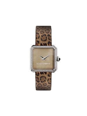 Dolce & Gabbana Sofia leopard 24mm watch