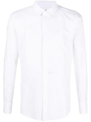 Dolce & Gabbana flat-bib dress shirt
