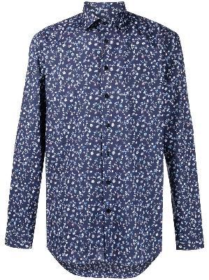ETRO floral-print dress shirt