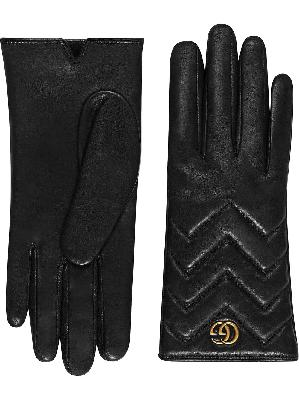 Gucci GG Marmont gloves