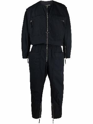 Isabel Marant Trevor zip-up jumpsuit