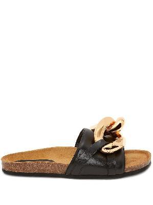 JW Anderson Chain slip-on sandals