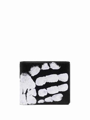 Maison Margiela hand-print wallet