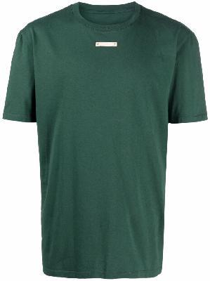 Maison Margiela patch-detail T-shirt