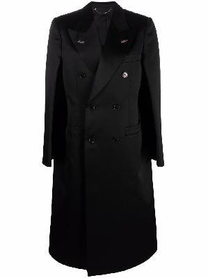 Maison Margiela double-breasted trench coat