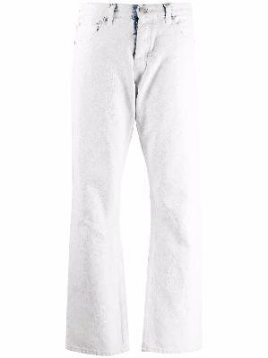 Maison Margiela Bianchetto straight-leg jeans