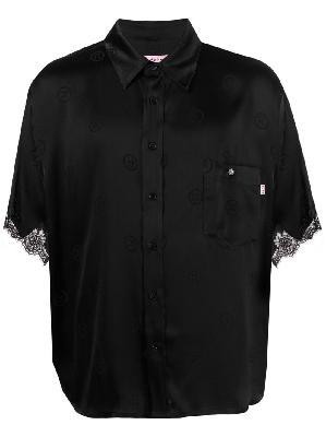 Martine Rose monogram-print shirt