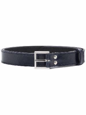 Martine Rose buckled leather belt