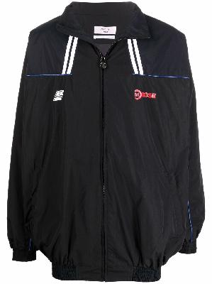 Martine Rose logo-print track jacket