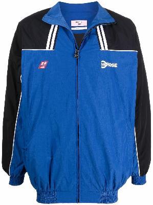 Martine Rose colour-block track jacket