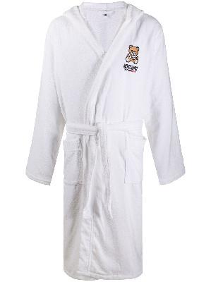 Moschino Underbear robe
