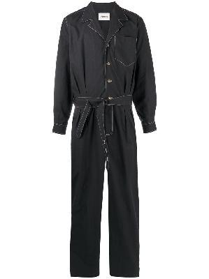 Nanushka Lauren long-sleeve jumpsuit