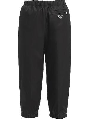 Prada Re-Nylon Gabardine Capri pants