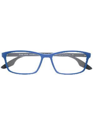 Prada Eyewear angular glasses