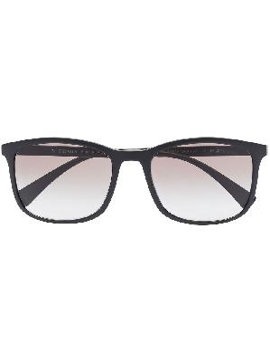 Prada Eyewear Linea Rossa square-frame sunglasses