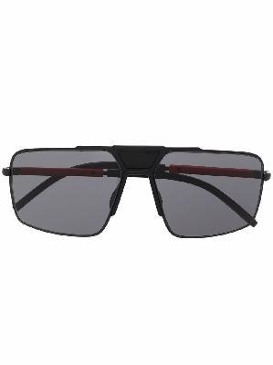 Prada Eyewear oversized aviator sunglasses
