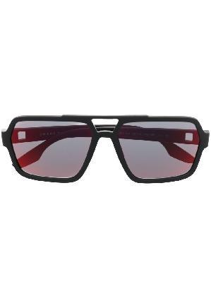 Prada Eyewear square-frame gradient lens sunglasses