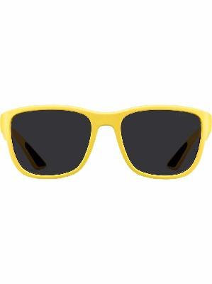 Prada Eyewear Linea Rossa Flask sunglasses