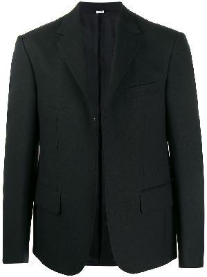 Random Identities open front blazer