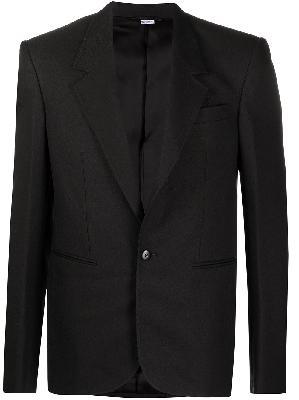 Random Identities single-breasted tailored blazer