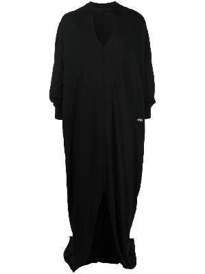 Rick Owens Eclipse cut-out gown