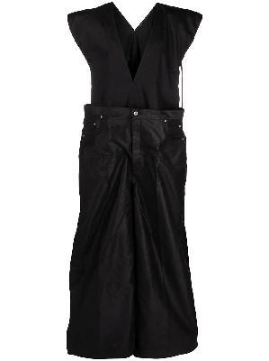 Rick Owens Geth oversized jumpsuit