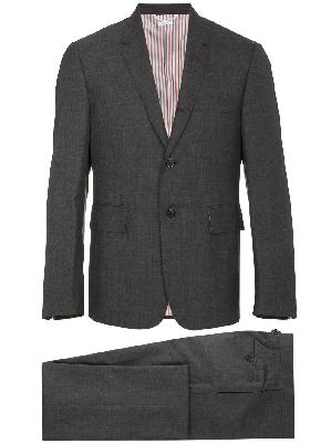Thom Browne Super 120 twill two piece suit
