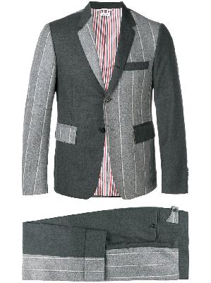 Thom Browne super 120s shadow stripe suit