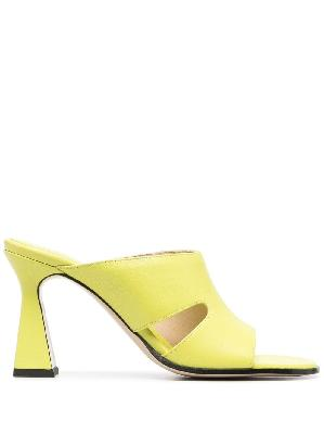 Wandler Marie leather sandals