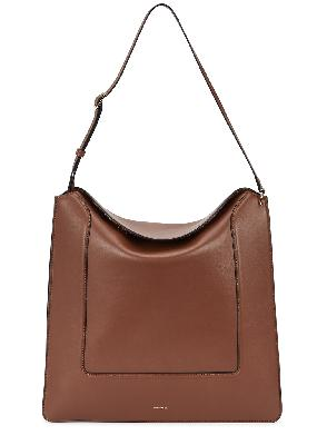 Penelope brown leather tote