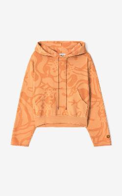 KENZO K-Tiger hooded boxy sweatshirt