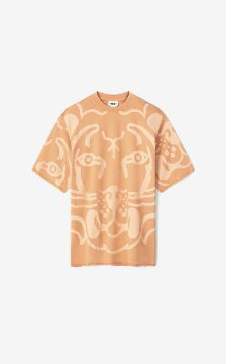 KENZO K-Tiger oversize T-shirt