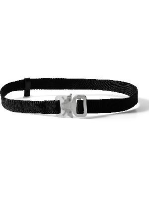 1017 ALYX 9SM - 2.5cm Webbing Belt