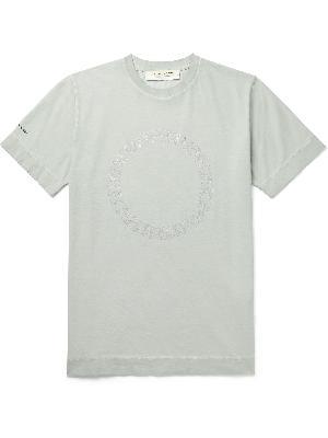 1017 ALYX 9SM - Printed Cotton-Jersey T-Shirt