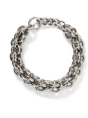 1017 ALYX 9SM - Silver-Tone Chain Necklace