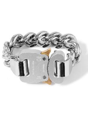 1017 ALYX 9SM - Hero 4X Silver and Gold-Tone Bracelet