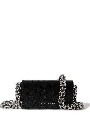 1017 ALYX 9SM - Giulia Textured-Leather Messenger Bag