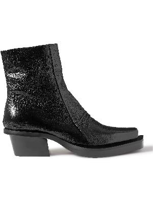 1017 ALYX 9SM - Textured-Leather Boots