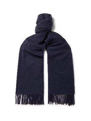 Acne Studios - Fringed Wool Scarf