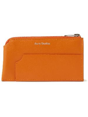 Acne Studios - Leather Zip-Around Wallet
