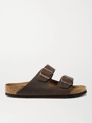Birkenstock - Arizona Oiled-Nubuck Sandals