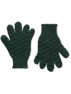 Bottega Veneta - Wool Gloves