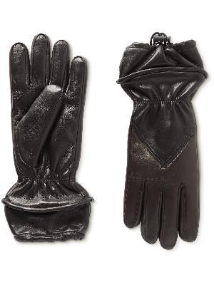 Bottega Veneta - Leather Gloves
