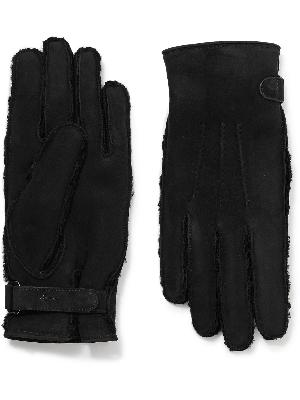 Brioni - Shearling Gloves