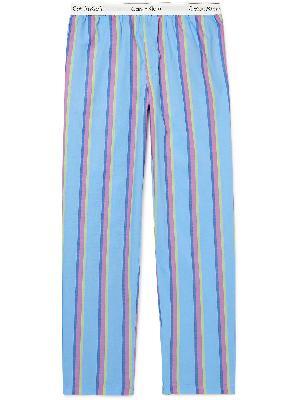 Calvin Klein Underwear - Striped Cotton Pyjama Trousers