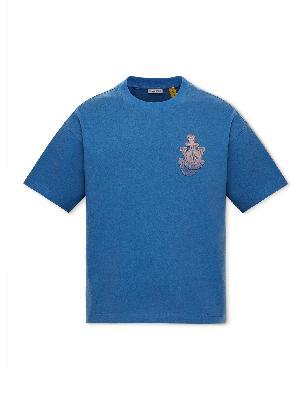 Moncler Genius - 1 Moncler JW Anderson Logo-Appliquéd Cotton-Jersey T-Shirt
