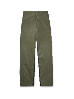 Moncler Genius - 5 Moncler Craig Green Tapered Gabardine and Nylon Trousers